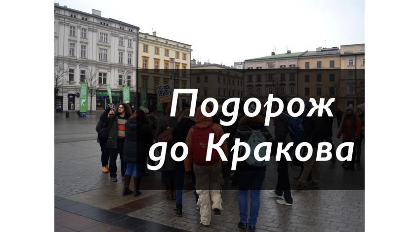 """Зі Львова до Кракова. Частина перша """"Хроніки добирання і основи бізнесу"""""""