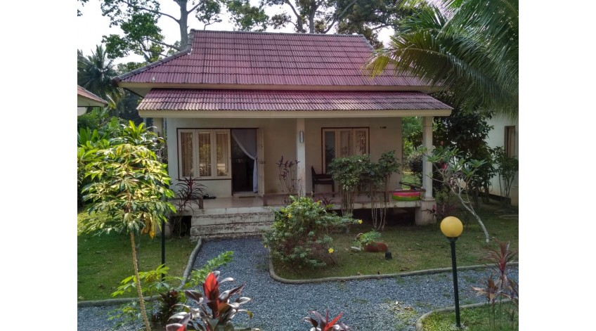 Наш домик на острове Самуи - Ruen Thip Garden Homes