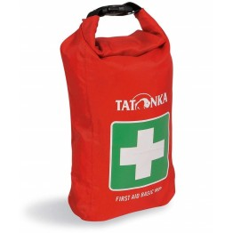 Аптечка Tatonka First Aid Basic Waterproof красная