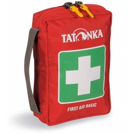 Аптечка Tatonka First Aid Basic красная