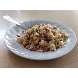 Сушені продукти Харчі Кус-кус з овочами