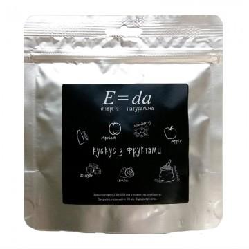 Сушеные продукты E-da Кус-кус с фруктами