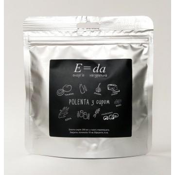 Сушеные продукты E-da Полента с сыром