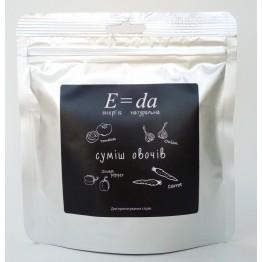 Сушені продукти E-da Суміш овочів