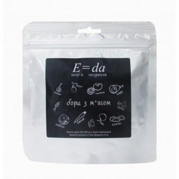Сушеные продукты E-da Борщ с мясом