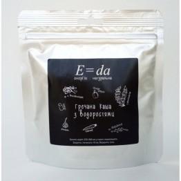 Сушені продукти E-da Каша гречана з водоростями