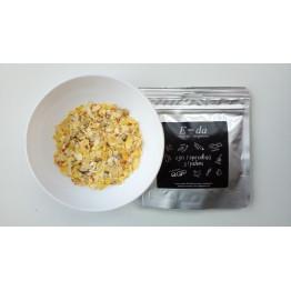 Сушеные продукты E-da Суп гороховый с грибами
