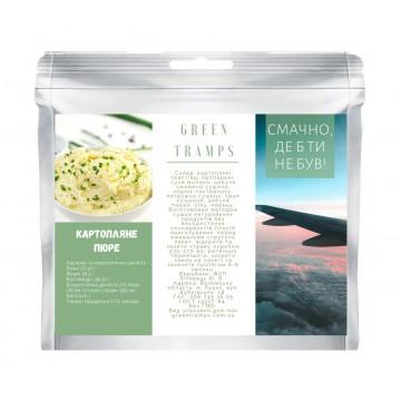 Сушеные продукты Green Tramps Картофельное пюре