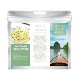 Сушені продукти Green Tramps Картопляне пюре з куркою