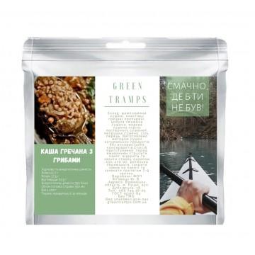 Сушені продукти Green Tramps Каша гречана з грибами
