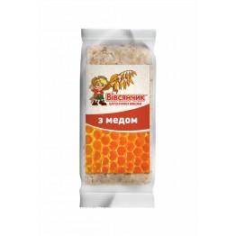 Сушені продукти Харчі Батончик вівсяний з медом