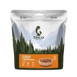 Сушеные продукты ЇDLO Гранола ореховая с шоколадом