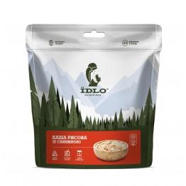 Сушені продукти ЇDLO Каша рисова зі свининою
