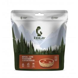 Сушені продукти ЇDLO Крем-суп томатний з креветками