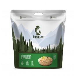 Сушеные продукты ЇDLO Лапша с грибами
