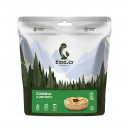 Сушені продукти ЇDLO Полента з овочами