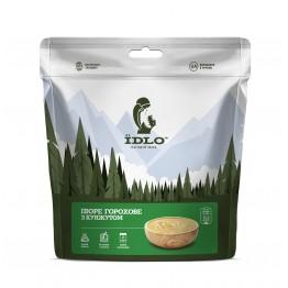 Сушеные продукты ЇDLO Пюре гороховое с кунжутом