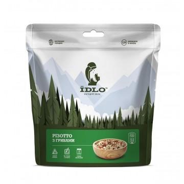 Сушеные продукты ЇDLO Ризотто с грибами