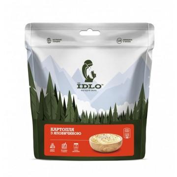 Сушені продукти ЇDLO Картопляне пюре з яловичиною