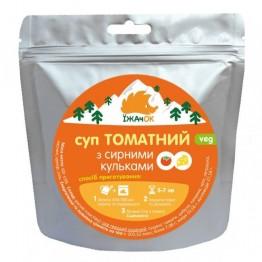 Сушені продукти Їжачок Суп томантий з сирними кульками