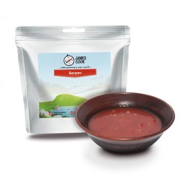 Сушеные продукты James Cook Бограч