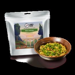 Сушеные продукты James Cook Маш с овощами