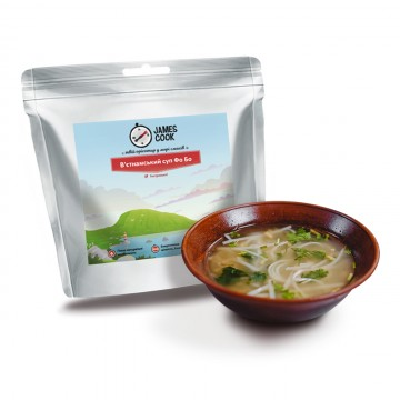 Сушеные продукты James Cook Вьетнамский суп Фо Бо