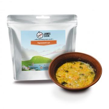 Сушені продукти James Cook Гороховий суп з м'ясом