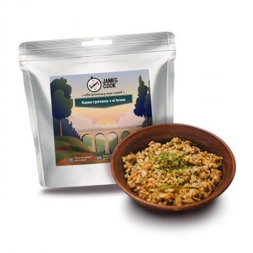 Сушені продукти James Cook Каша гречана з м'ясом