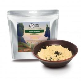 Сушені продукти James Cook Хумус з грибами