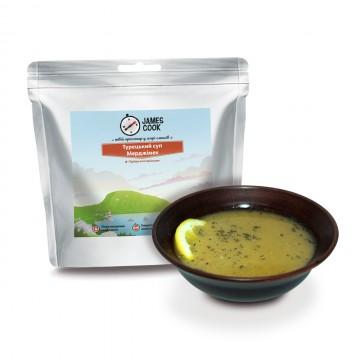 Сушені продукти James Cook Турецький суп Мерджімек