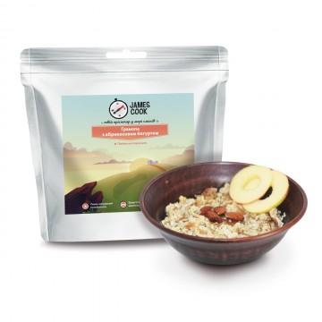 Сушеные продукты James Cook Гранола с абрикосовым йогуртом