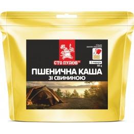 Сушені продукти Сто пудів Каша пшенична зі свининою