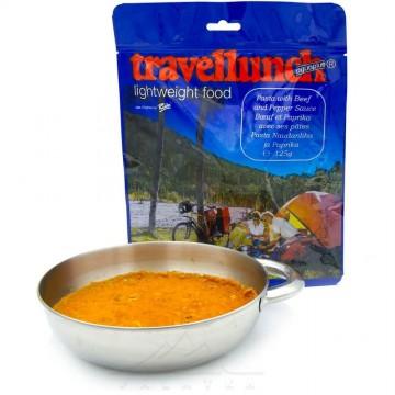 Сублимированная пища Travellunch Pasta with Beef and Pepper Sauce Паста с телятиной в соусе 125 г