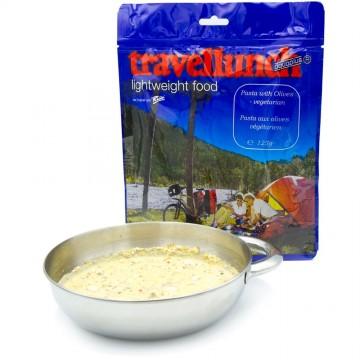 Сублимированная пища Travellunch Pasta with Olives Паста с оливками 250 г (2 порции)