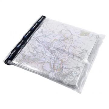 Гермопакет Trekmates Map Case прозрачный