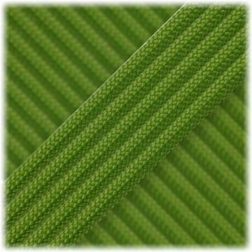 Паракордовий шнур Highlander Type III 550 Green Golf зеленый 4 мм