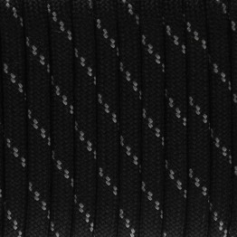 Шнурки Karrimor Shoe Laces 120 черные / графитовые