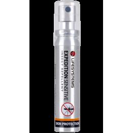 Спрей от насекомых Lifesystems Expedition Sensitive 25 ml