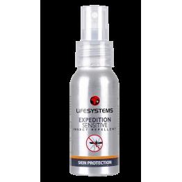 Спрей от насекомых Lifesystems Expedition Sensitive 50 ml