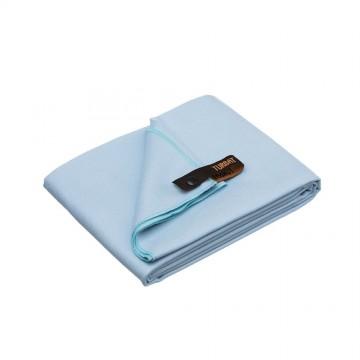 Полотенце Turbat Lagoon L light blue голубое