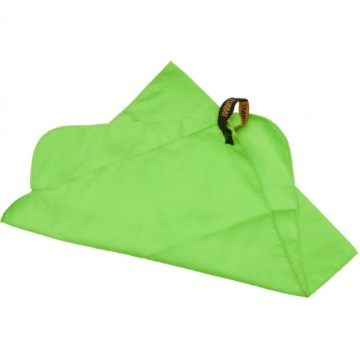 Полотенце Turbat Lagoon S lime green зеленое