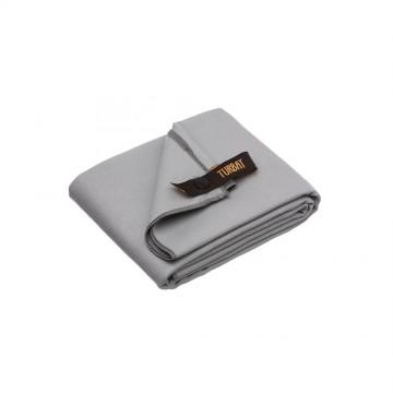 Рушник Turbat Lagoon M light grey сірий
