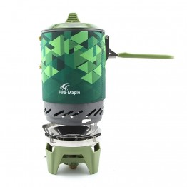 Интегрированная система Fire Maple FMC-X2 зеленая