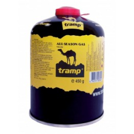 Газовий балон Tramp 450 грам