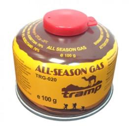 Газовый баллон Tramp 100 грамм