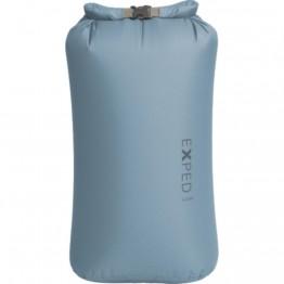 Гермомешок Exped Fold Drybag L синий