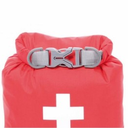 Гермомешок Exped Fold Drybag First Aid S красный
