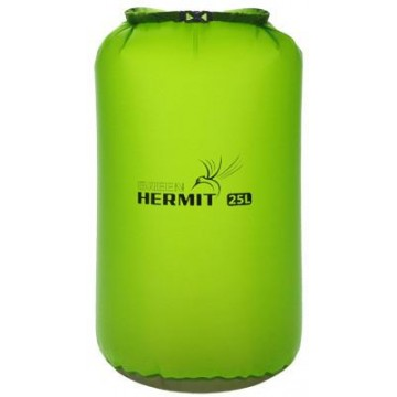 Гермомешок Green Hermit UltraLight Dry Sack 25 л зеленый