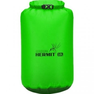 Гермомішок Green Hermit UltraLight Dry Sack 10л зелений